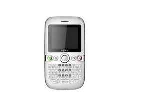 Spice QT 53, New Dual Sim Qwerty Mobile From Spice