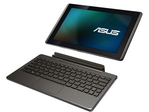 Asus Transformer 2 Tablet Preview