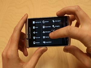 Qriocity Videos On Demand With Sony Ericsson Xperia