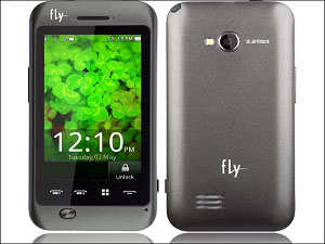 Fly E175, Wi-Fi Mobile Launched