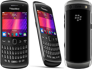 3 New Blackberry Curve Models Announced