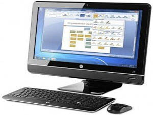HP Compaq 8200 All In One PC Announced