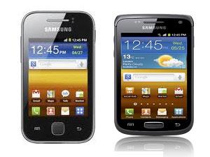 Samsung Galaxy W Vs Samsung Galaxy Y Head To Head Comparison
