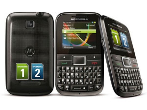 New Motorola EX109 Unveiled