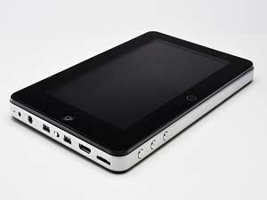 Mercury Launches m Tab, Powerful Tablet
