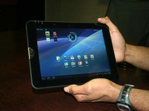 Toshiba Plans Ultra Thin Tablet: Thrive