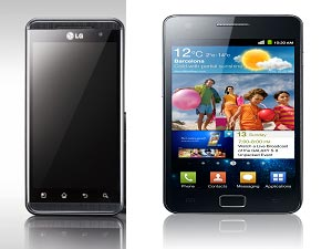 Samsung Galaxy 3D Vs LG Optimus 3D Head To Head Comparison