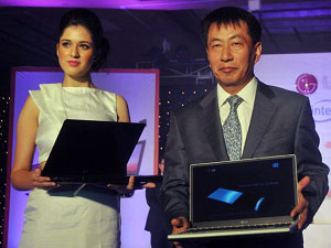 LG To Come Up With New Laptop Series!