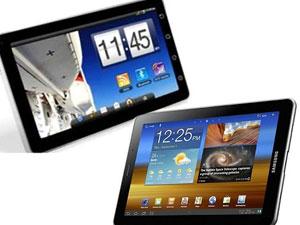 Samsung 7.7 Tab & ViewSonic ViewPad 7 Review