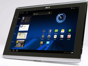 Acer Iconia A501 Launching Soon