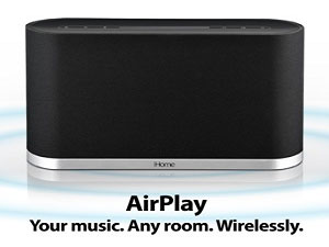 Apple iHome Airplay Launching In September