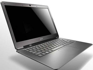 Acer Launches Acer Aspire S3 Ultrabook