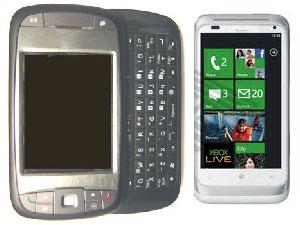 HTC Titan Vs HTC Omega Head To Head Comparison
