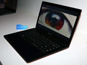 Lenovo U Series Laptops Introduced