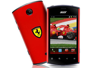 Acer Liquid Mini Ferrari Coming Soon