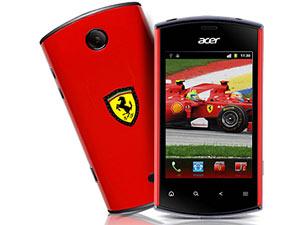 Acer Liquid Mini Ferrari Coming Soon