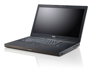 Dell Precision M600 Laptop Review