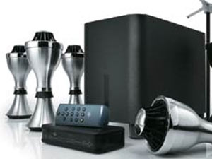 Violet, A Desi Home Theater System