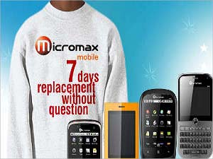Micromax Announces Exchange Policy