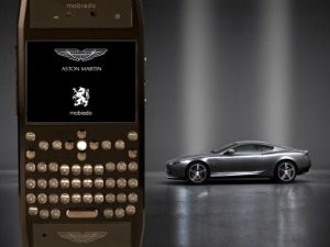 Luxury Phones From Aston Martin Coming Soon