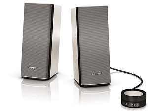New Bose Companion 20 Speakers