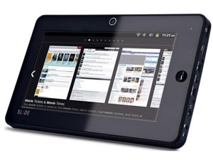 New iBall Slide Tablet Launched