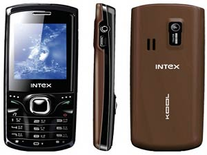 Intex IN 4370 Kool - A Cool Handset From Intex
