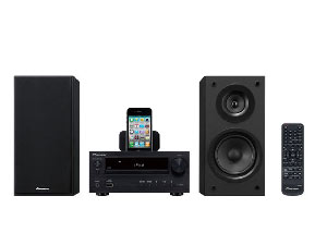 Pioneer's New Micro Stereo Systems