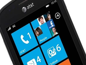 Samsung Unveils Two Windows Phones