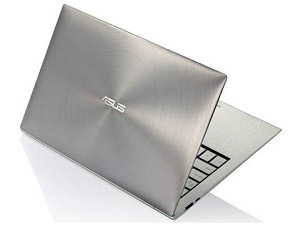 New Asus UX21 Ultrabook