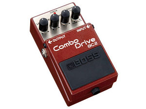 Boss Launches Boss BC2 Combo Drive Pedal