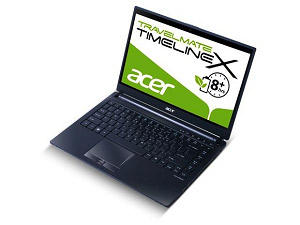 New Acer Travelmate Timeline