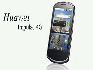 Huawei Impulse 4G Preview