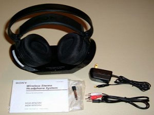 New Sony MDR Wireless Headphone