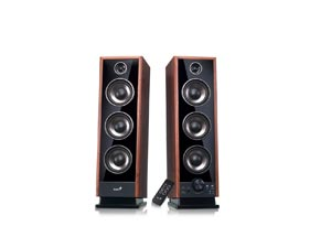 Genius SP-HF2020 Digital Wooden Tower Speakers