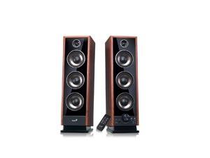 Genius SP-HF2020 Digital Wooden Tower Speakers