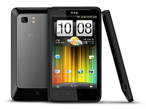HTC Raider Announced