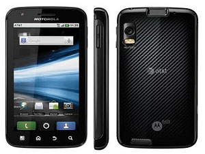 New Motorola Atrix 2 Leaks Out