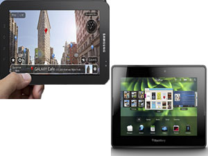 Blackberry Playbook Vs Samsung Galaxy Tab Head To Head Comparison