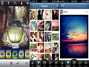 Instagram 2.0 Application For iPhone And iPad
