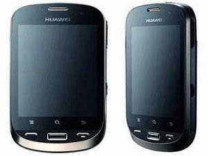 Huawei U8520 Preview