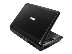 MSI GT780 Laptop Review