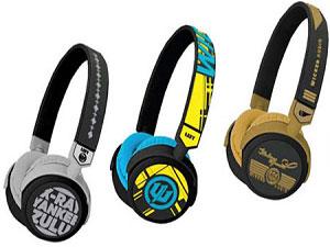 New Wicked 3D Series Headphones