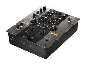 Pioneer DJM 250 Mixer Review