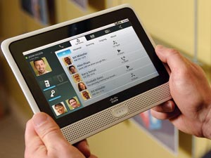 Cisco Launches Cius Tablet