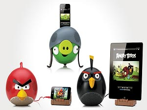 New Gear4 Angry Birds Speakers Next Month