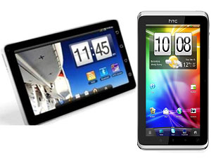 HTC Flyer Vs ViewSonic ViewPad 10 Head To Head Comparison