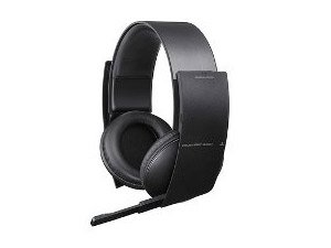 New Sony PS3 Wireless Stereo Headset Review