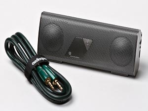 FoxLV2 Platinum Portable Bluetooth Speaker