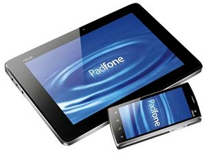 Asus PadFone - Preview